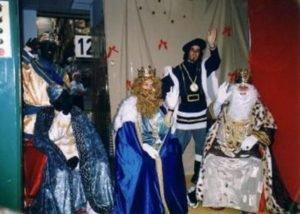 Visita Reyes Magos Valencia a domicilio