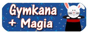 animación gymkana+magia