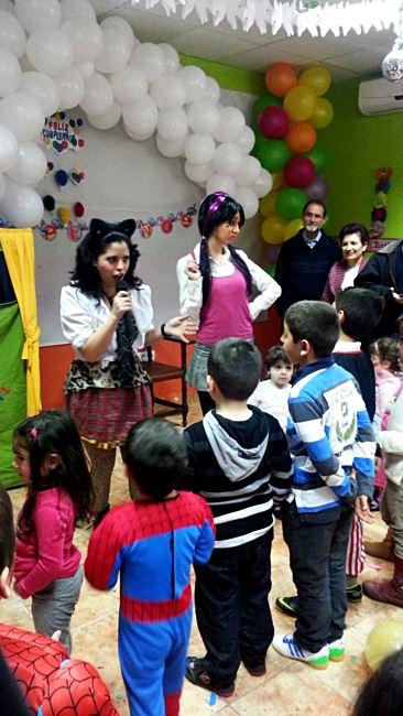 animaciones de fiestas infantiles en valencia
