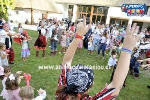 Animación de fiestas infantiles en Valencia a domicilio