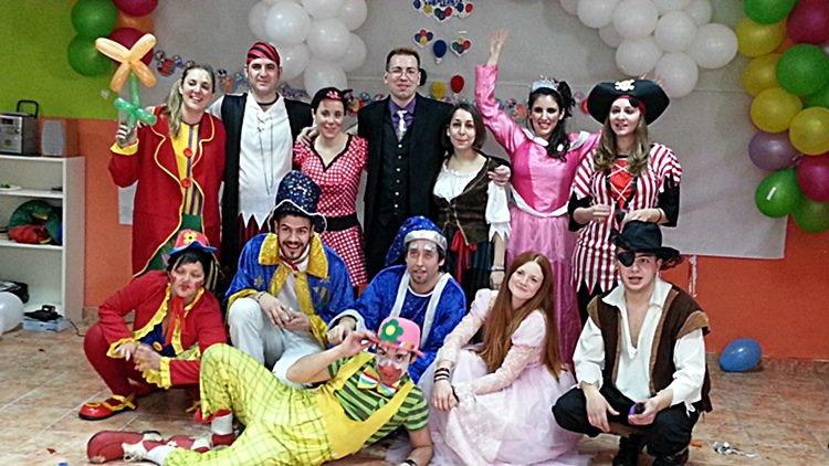 Fiestas infantiles en Valencia