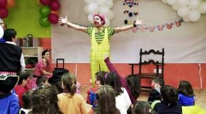 Animaciones de fiestas infantiles en Valencia a domicilio
