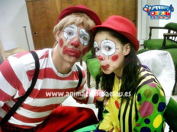 animadores infantiles para fiestas en valencia