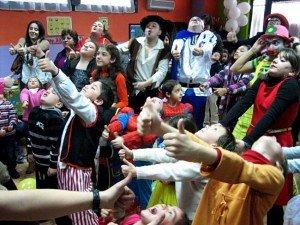 Animaciones fiestas infantiles Valencia