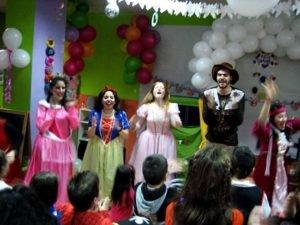 Animación Fiestas infantiles Carnaval Valencia domicilio