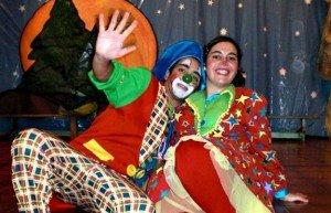 animadores, magos y payasos comuniones en Valencia