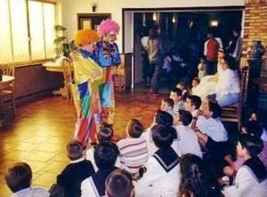 Fiestas de cumpleaños infantiles Valencia.