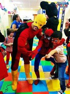 fiesta infantil en valencia