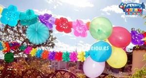 10 maneras de decorar una fiesta de cumpleaños infantil