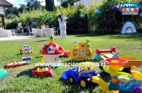 maneras para decorar una fiesta de cumpleaos infantil