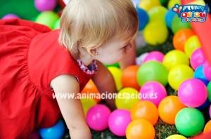 Los mejores juegos para entretener niños pequeños en cumpleaños
