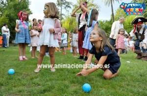 Los mejores juegos para entretener niños pequeños en los cumpleaños