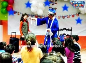 Magia infantil es el regalo perfecto para un cumpleaños