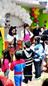 animadores infantiles para fiestas de cumpleaños Valencia