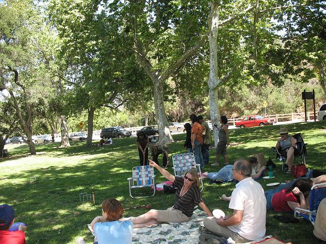 C mo organizar un picnic para un cumplea os infantil - Que hacer para cumpleanos infantiles ...