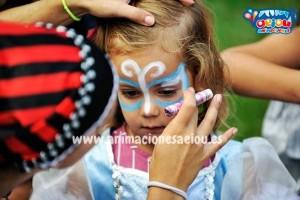 Ideas para divertir a los niños en cumpleaños.