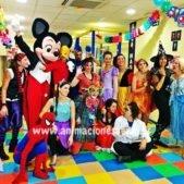 Animaciones infantiles para bodas y bautizos en Valencia
