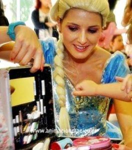 Como decorar una fiesta infantil de princesas Disney