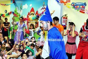 Magia animación comuniones Valencia