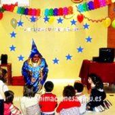 Magos para cumpleaños