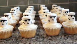 Fiesta infantil de Star Wars