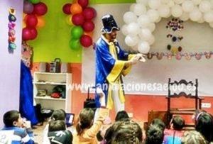 Magos infantiles para fiestas en Valencia