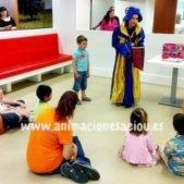 Magos para fiestas infantiles a domicilio en Valencia