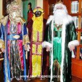 Animación de fiestas de navidad en Valencia