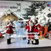 Contratar a Papá Noel a domicilio en Valencia