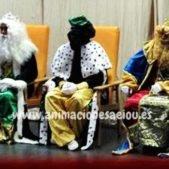 Contratar reyes magos en Valencia