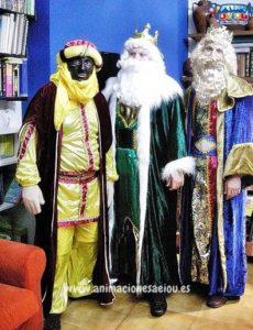 Quiénes eran los 3 reyes magos