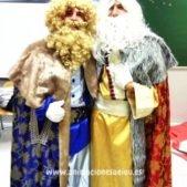Reyes magos a domicilio en Valencia