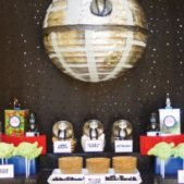 Ideas para preparar una fiesta Star Wars