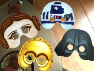 Las mejores ideas para preparar una fiesta Star Wars