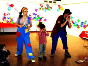 Dónde aprender a ser animador de fiestas infantiles