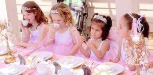 Fiesta tematica de princesas en Valencia