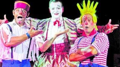 El origen de los payasos de circo