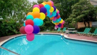 Cómo organizar una fiesta de agua en Valencia