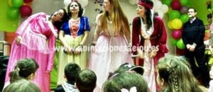 Como organizar fiestas de princesas a domicilio en valencia