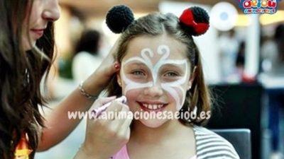 Pintacaras más originales para fiestas infantiles