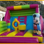 Tobogán Mickey 5 x 6 m Precio: 210€