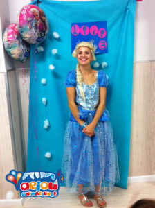 fiestas temáticas infantiles Frozen en Valencia