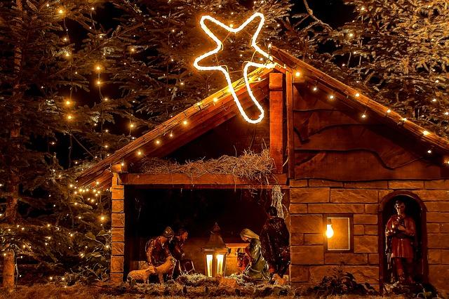 5 belenes navideños originales
