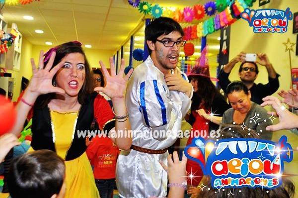 Animaciones para fiestas de cumpleaños infantiles y comuniones en Gandía