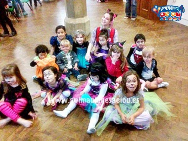 Animaciones para fiestas de cumpleaños infantiles y comuniones en Alaquàs