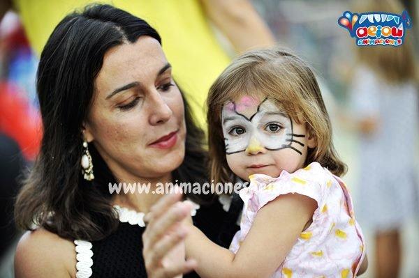Animaciones para fiestas de cumpleaños infantiles y comuniones en Aldaia