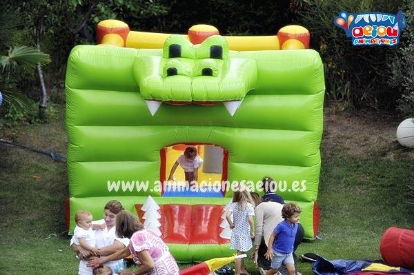 Animaciones de fiestas infantiles en Burjassot