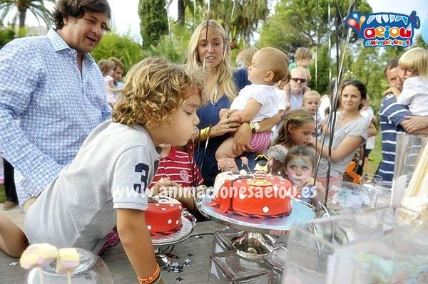 Animación de cumpleaños infantiles en Burjassot