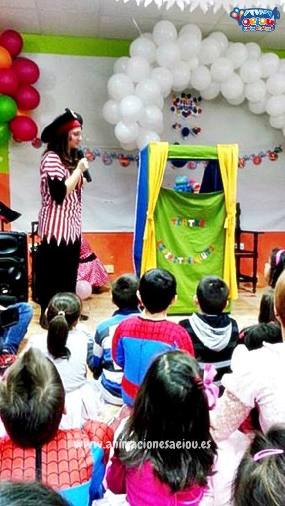 Animación de cumpleaños infantiles en Catarroja