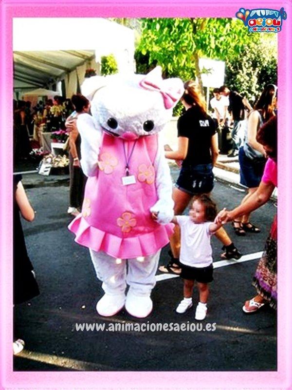 Animaciones para fiestas de cumpleaños infantiles y comuniones en Catarroja
